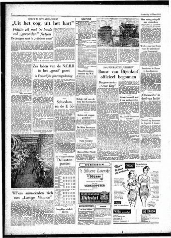 Rotterdamsch Parool / De Schiedammer 1955-03-10