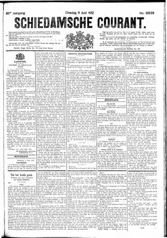 Schiedamsche Courant 1912-06-11
