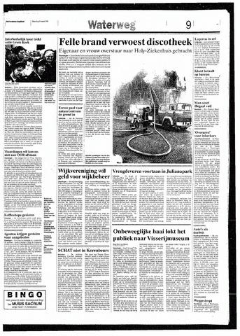 Rotterdamsch Nieuwsblad / Schiedamsche Courant / Rotterdams Dagblad / Waterweg / Algemeen Dagblad 1993-03-08
