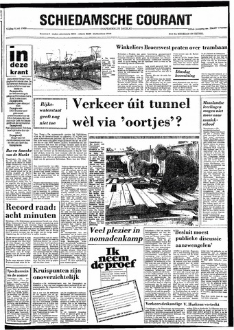 Rotterdamsch Nieuwsblad / Schiedamsche Courant / Rotterdams Dagblad / Waterweg / Algemeen Dagblad 1980-07-04