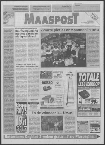 Maaspost / Maasstad / Maasstad Pers 1996-12-04