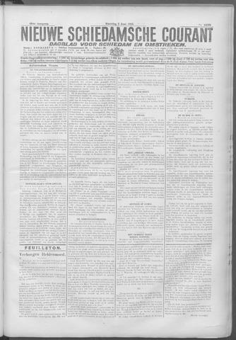 Nieuwe Schiedamsche Courant 1925-06-08