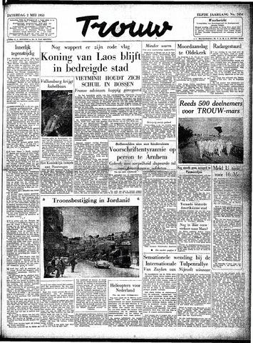 Trouw / De Rotterdammer 1953-05-02