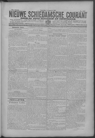 Nieuwe Schiedamsche Courant 1925-08-13