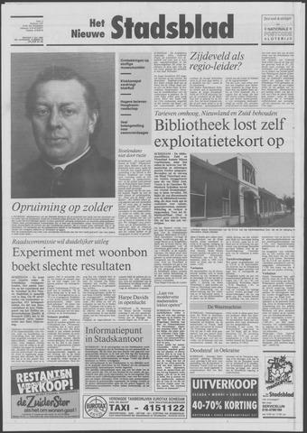 Het Nieuwe Stadsblad 1992-07-03