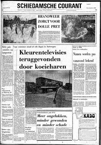 Rotterdamsch Nieuwsblad / Schiedamsche Courant / Rotterdams Dagblad / Waterweg / Algemeen Dagblad 1974-07-31