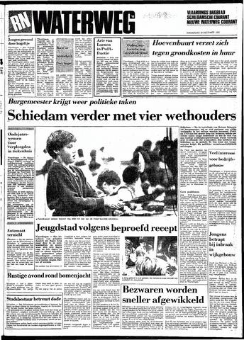 Rotterdamsch Nieuwsblad / Schiedamsche Courant / Rotterdams Dagblad / Waterweg / Algemeen Dagblad 1983-12-29