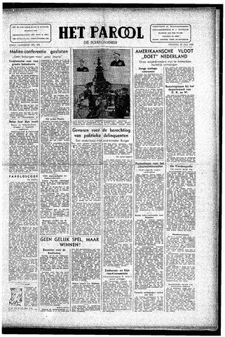 Rotterdamsch Parool / De Schiedammer 1946-07-26