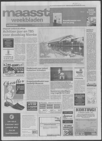 Maaspost / Maasstad / Maasstad Pers 2001-05-30