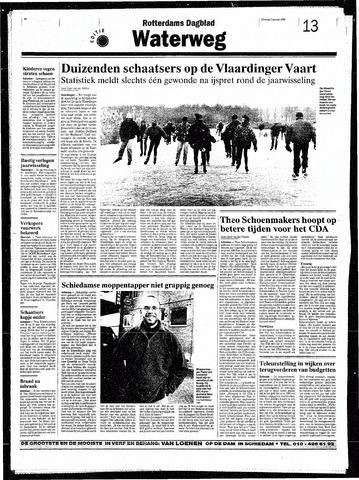 Rotterdamsch Nieuwsblad / Schiedamsche Courant / Rotterdams Dagblad / Waterweg / Algemeen Dagblad 1996