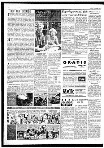 Rotterdamsch Parool / De Schiedammer 1959-08-07