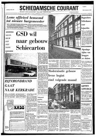 Rotterdamsch Nieuwsblad / Schiedamsche Courant / Rotterdams Dagblad / Waterweg / Algemeen Dagblad 1974-06-29