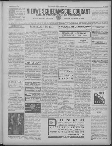 Nieuwe Schiedamsche Courant 1933-12-30