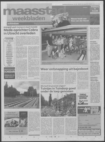 Maaspost / Maasstad / Maasstad Pers 2005-08-03