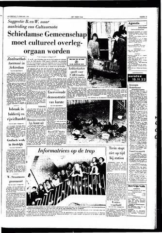 Het Vrije volk 1969-02-27