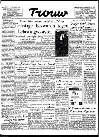 Trouw / De Rotterdammer 1958-12-09