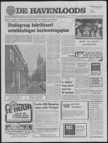 De Havenloods 1975-01-21