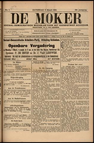 De Moker 1910-03-05