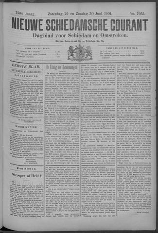 Nieuwe Schiedamsche Courant 1901-06-29