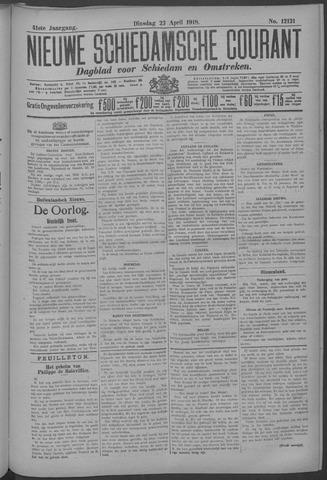Nieuwe Schiedamsche Courant 1918-04-23