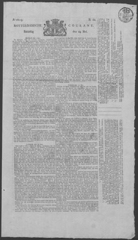 Rotterdamse Courant 1823-05-24