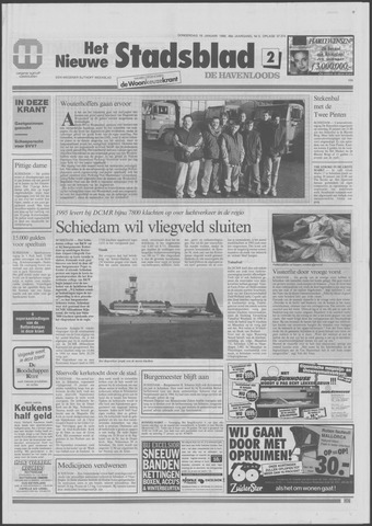 Het Nieuwe Stadsblad 1996-01-18