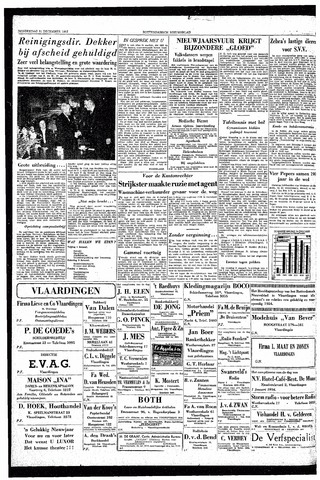 Rotterdamsch Nieuwsblad / Schiedamsche Courant / Rotterdams Dagblad / Waterweg / Algemeen Dagblad 1953-12-31