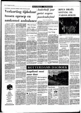 Rotterdamsch Parool / De Schiedammer 1968-06-26