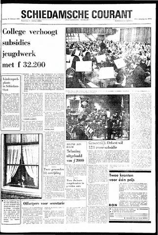 Rotterdamsch Nieuwsblad / Schiedamsche Courant / Rotterdams Dagblad / Waterweg / Algemeen Dagblad 1970-02-16
