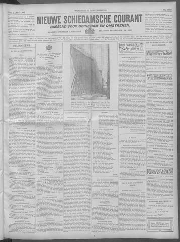 Nieuwe Schiedamsche Courant 1932-09-21