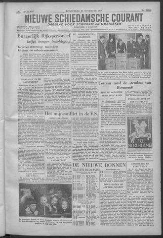Nieuwe Schiedamsche Courant 1946-11-21