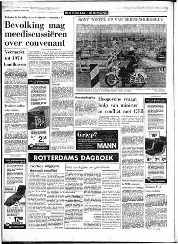 Rotterdamsch Parool / De Schiedammer 1970-03-20