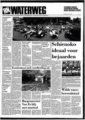 Rotterdamsch Nieuwsblad / Schiedamsche Courant / Rotterdams Dagblad / Waterweg / Algemeen Dagblad 1987-06-29