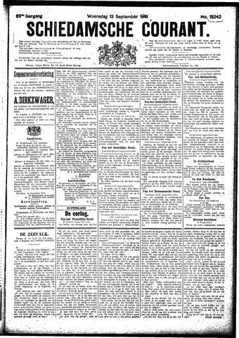 Schiedamsche Courant 1916-09-13