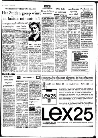Rotterdamsch Parool / De Schiedammer 1966-02-28