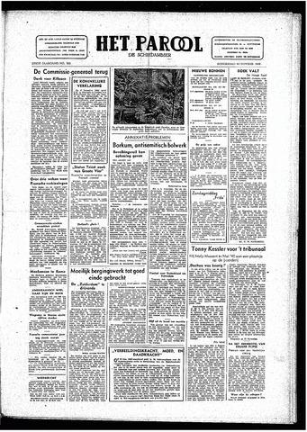 Rotterdamsch Parool / De Schiedammer 1946-11-14