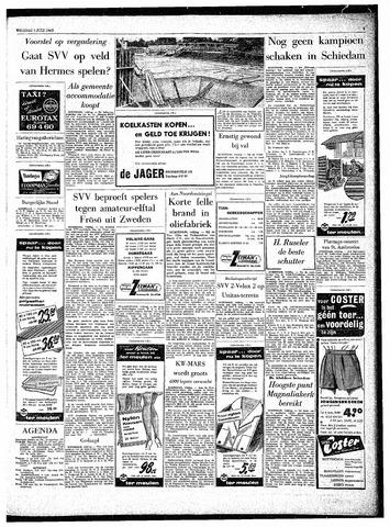 Rotterdamsch Parool / De Schiedammer 1963-07-05