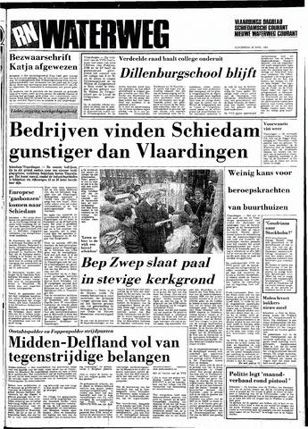 Rotterdamsch Nieuwsblad / Schiedamsche Courant / Rotterdams Dagblad / Waterweg / Algemeen Dagblad 1983-04-28