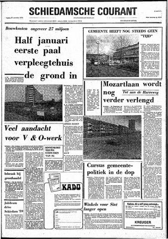 Rotterdamsch Nieuwsblad / Schiedamsche Courant / Rotterdams Dagblad / Waterweg / Algemeen Dagblad 1974-11-22
