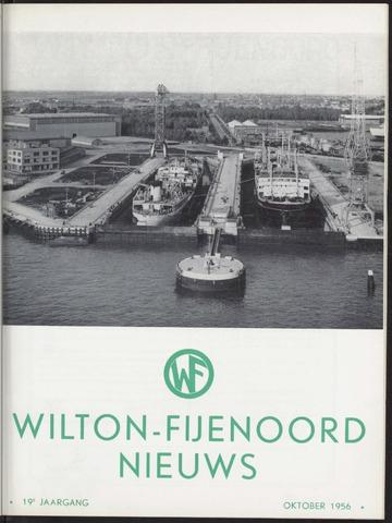 Wilton Fijenoord Nieuws 1956-10-01