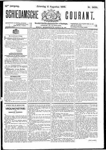 Schiedamsche Courant 1898-08-06