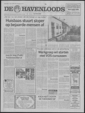 De Havenloods 1976-04-07