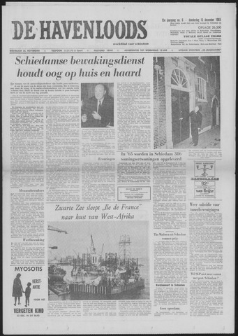De Havenloods 1965-12-16