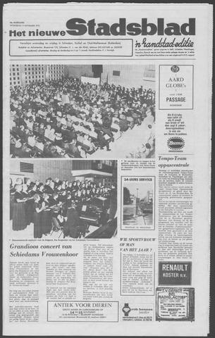 Het Nieuwe Stadsblad 1970-11-11
