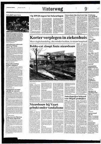 Rotterdamsch Nieuwsblad / Schiedamsche Courant / Rotterdams Dagblad / Waterweg / Algemeen Dagblad 1993-03-01