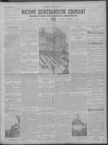 Nieuwe Schiedamsche Courant 1933-03-22