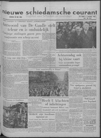 Nieuwe Schiedamsche Courant 1958-05-20