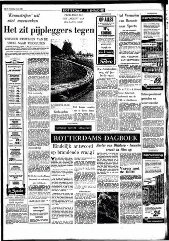 Rotterdamsch Parool / De Schiedammer 1966-07-13