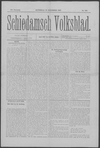 Schiedamsch Volksblad 1907