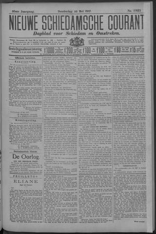 Nieuwe Schiedamsche Courant 1917-05-10
